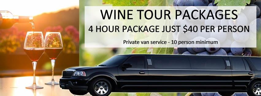 Wine Tour packages