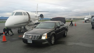 Airport Transfer Limousine Coquitlam Limos